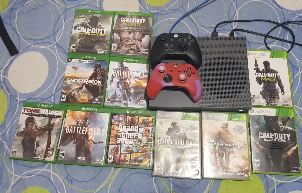 Vendo Xbox One S Edición Especial