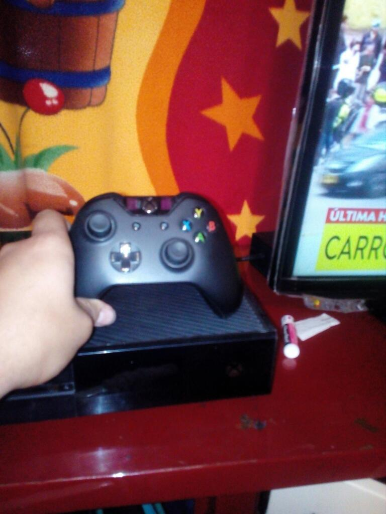 Xbox One en Perfecto Estado Poco Uso Bar