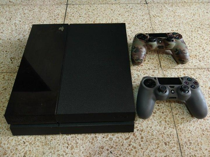 play station  gb,4 juegos,2 controles,excelente estado