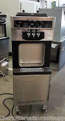 vendo o permuto lote de 8 maquinas de helado blando