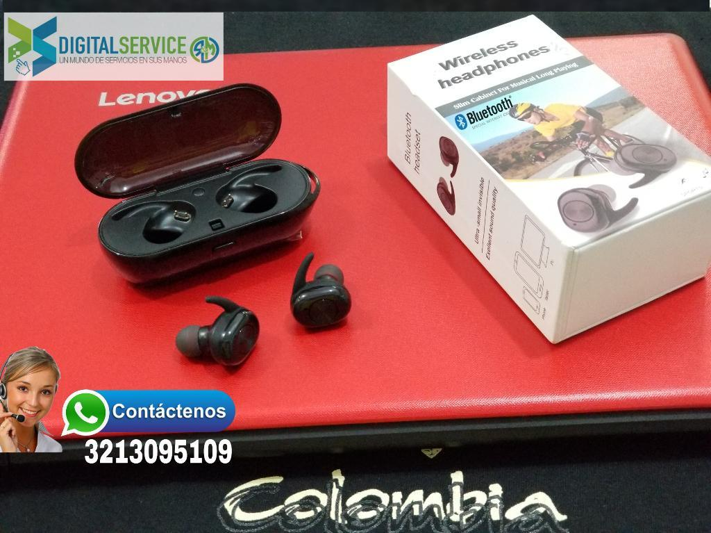 Audífonos Bluetooth Airpods iPhone Y And