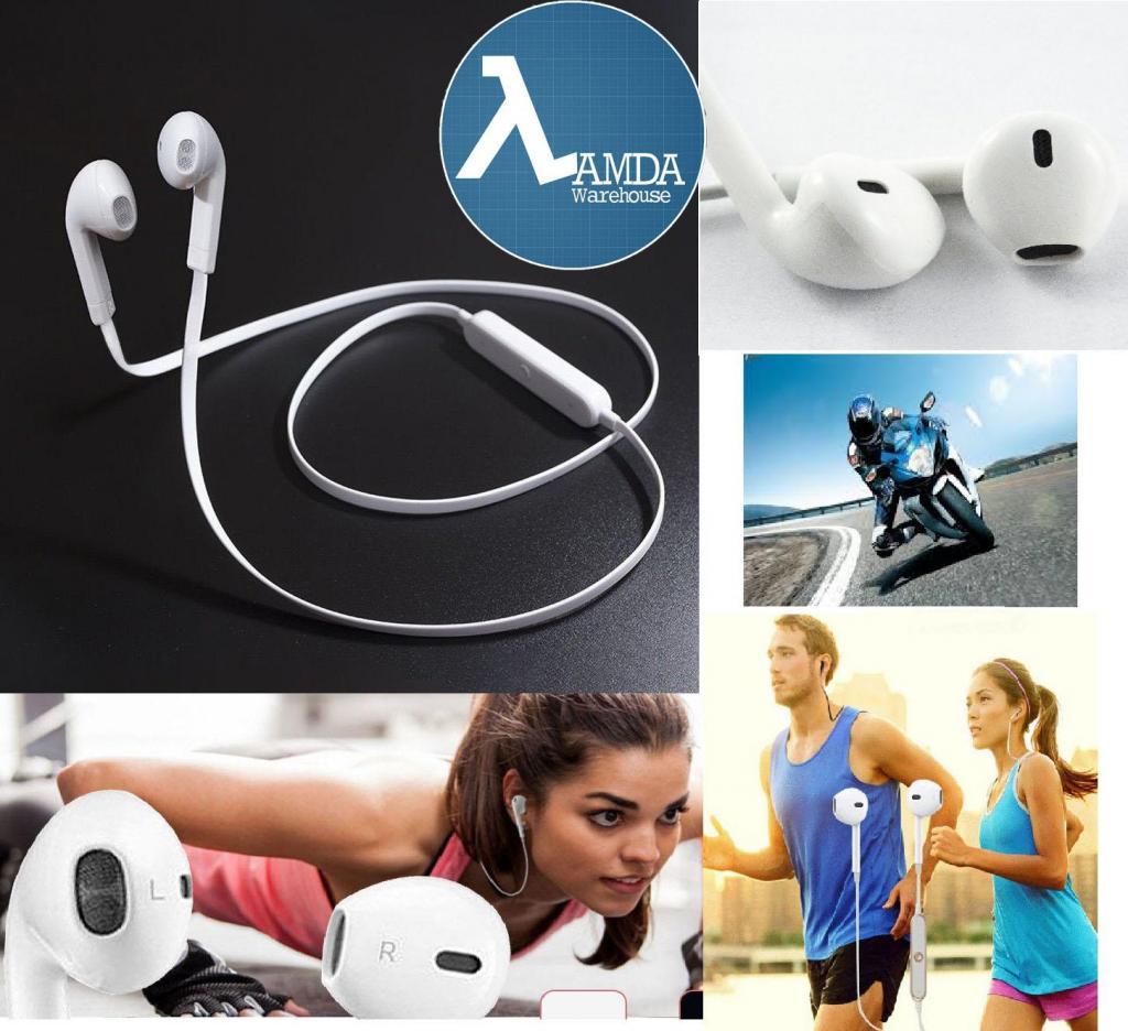 Audifonos Bluetooth AMW7S y Airpods manos libres contacto