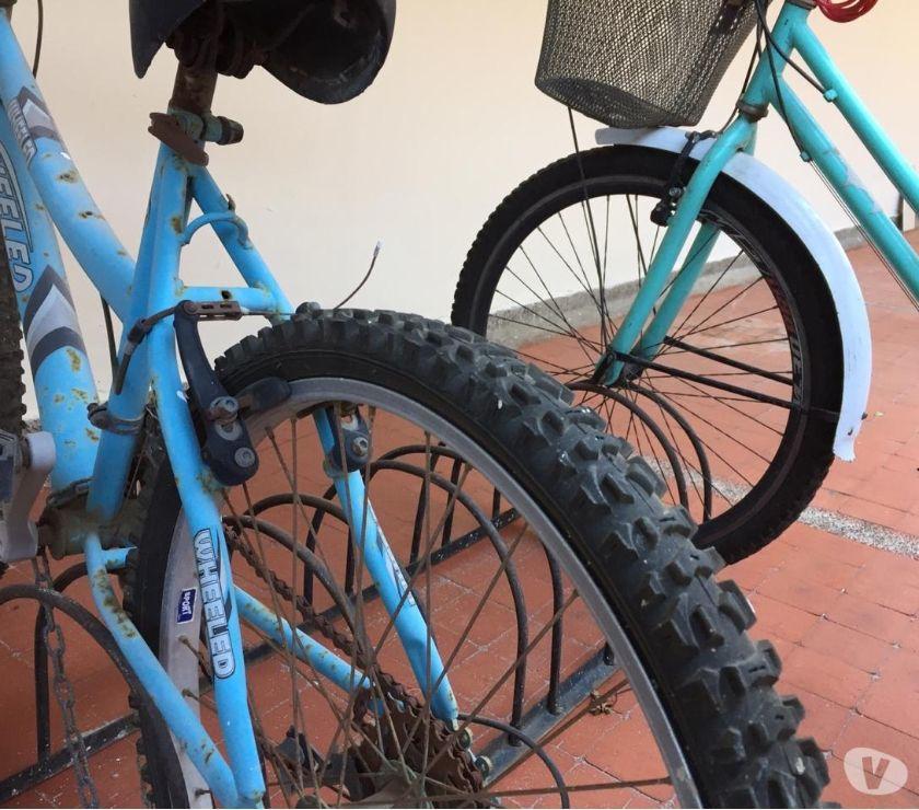Bicicleta de montaña marca Wheeled