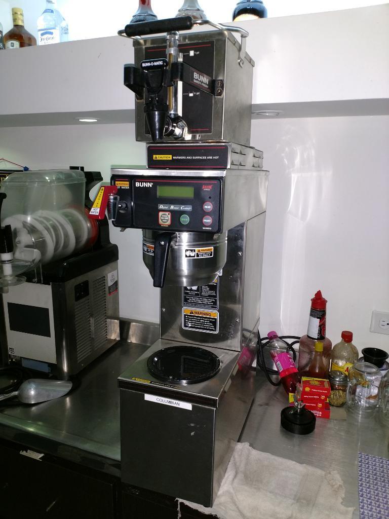 Cafetera X Goteo Bunn Axion
