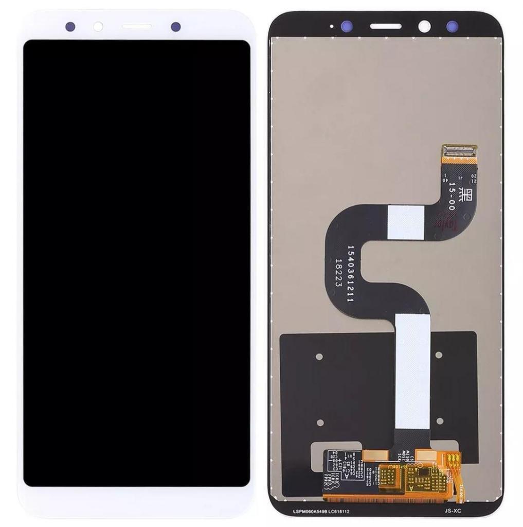 Display Táctil Xiaomi Mi A2. Blanco