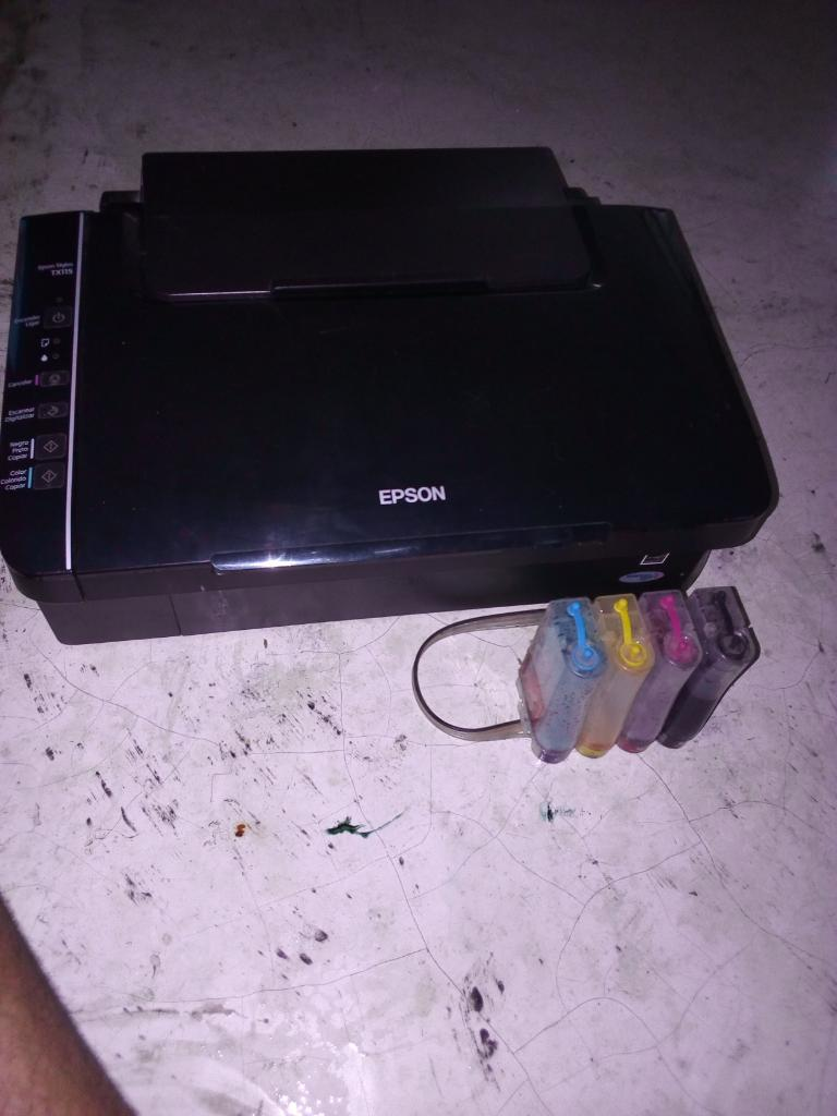 Impresora Multi. Arreglar O Repuestos