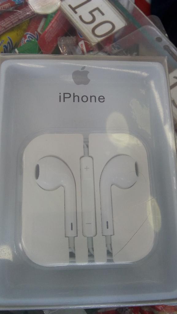 Manos Libres iPhone Original