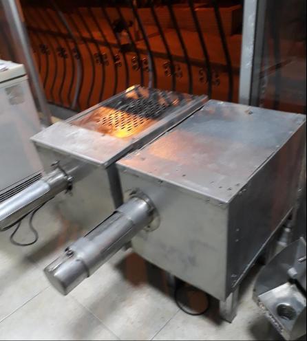 Maquina Industrial Cortadora De Papas A La Francesa y