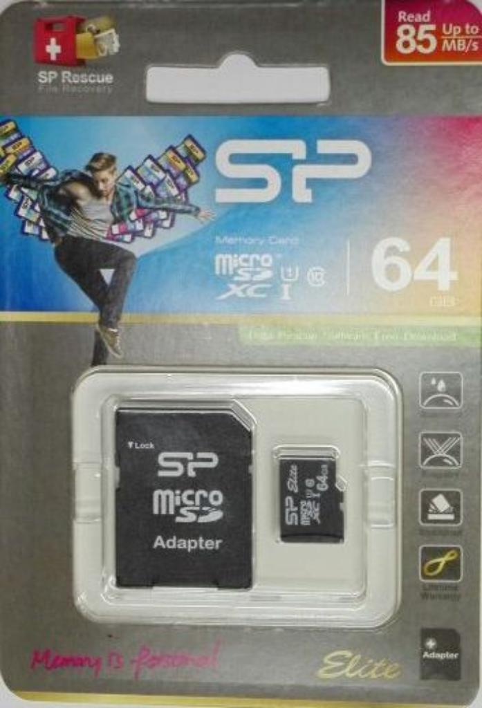 Micro Sd de 64gb Clase 10 acepto cambio por partes de bicicl
