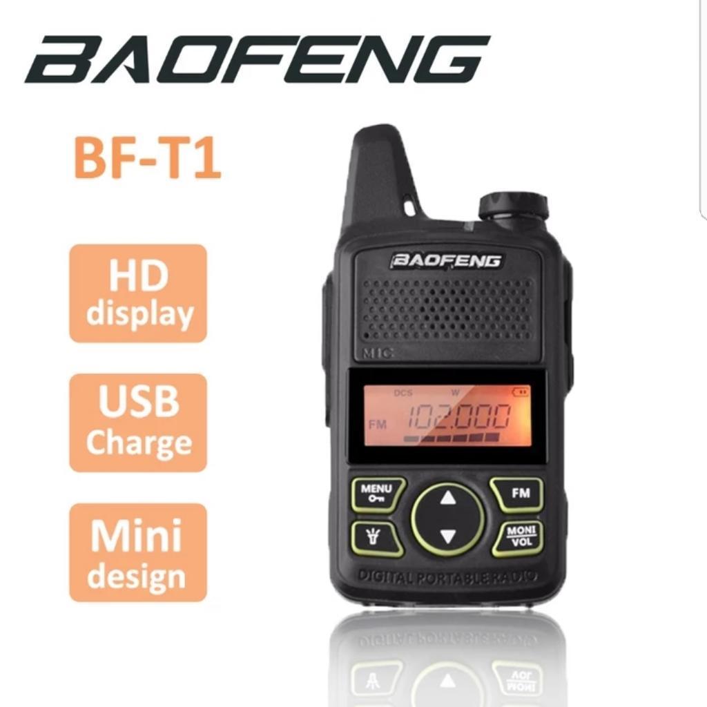 Radio Teléfono Bft1 Mini