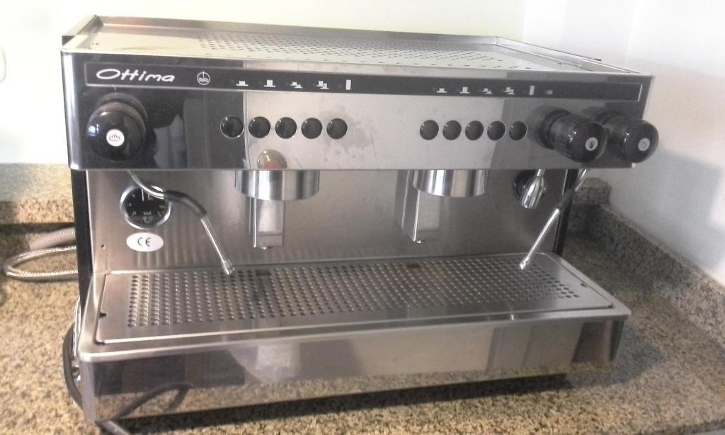 Se vende maquina espresso QUALITY ESPRESSO