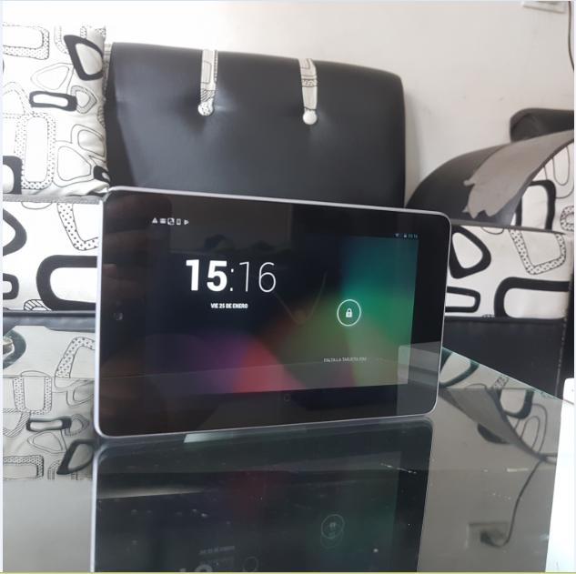 Tablet Asus Nexus 32 Gigas