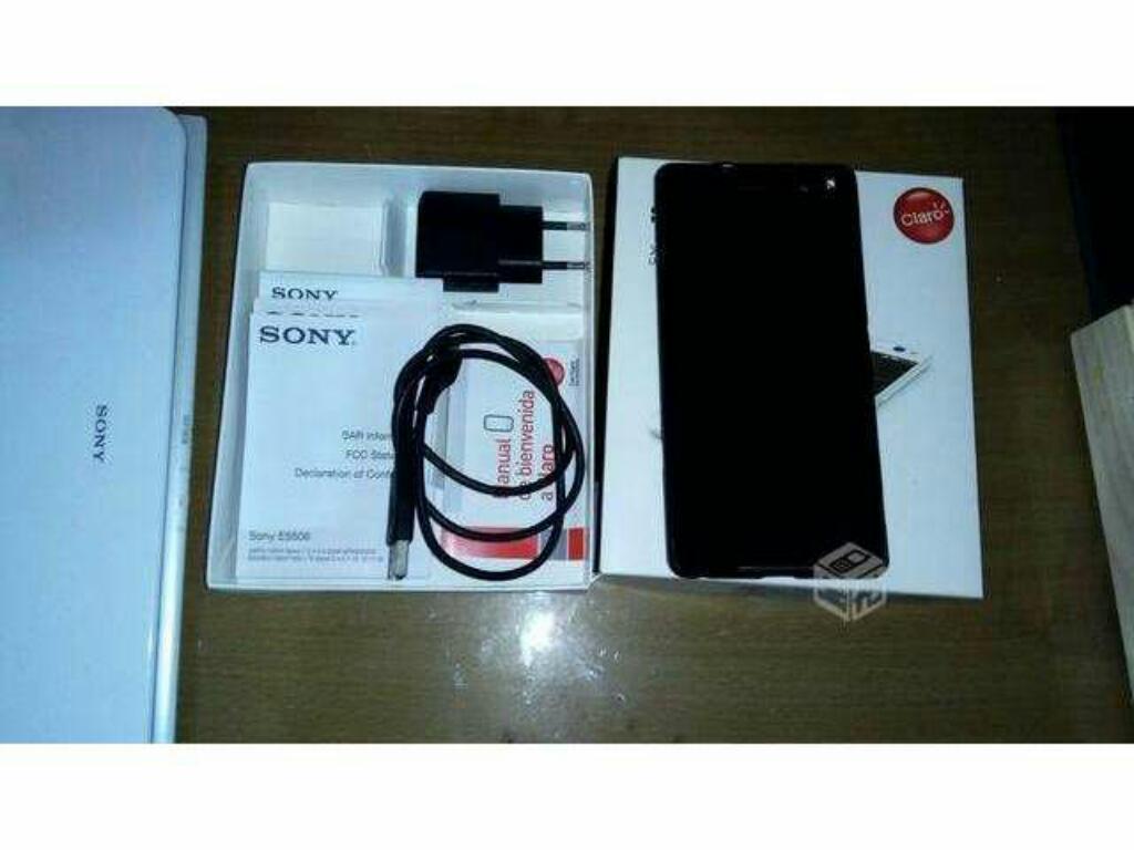 Vendo Sony Ericsson Xperia C5 Ultra