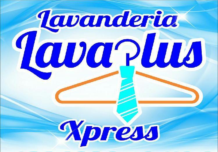 Lavandería Lavaplus Express San Alonso