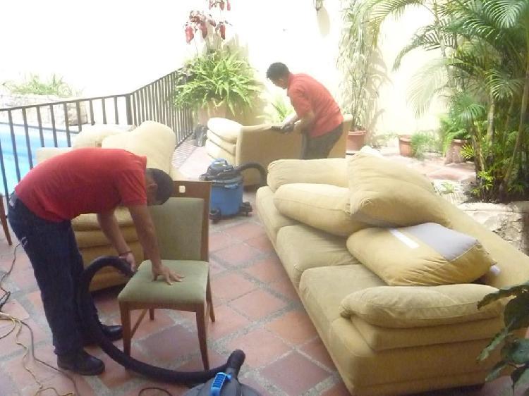 Limpieza de Muebles en General
