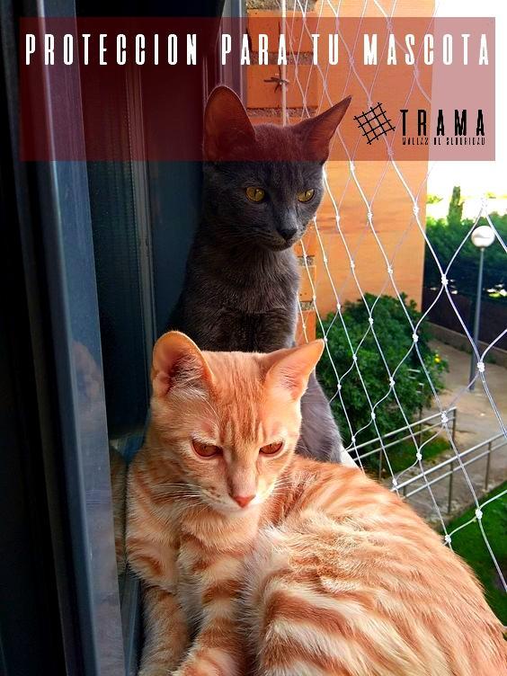 Malla de Seguridad para Mascotas Y Niños