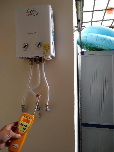 Se Detectan Fugas de Gas Natural