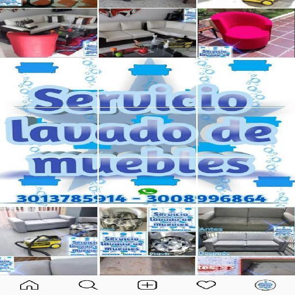 Servicio Lavado de Muebles Barranquilla