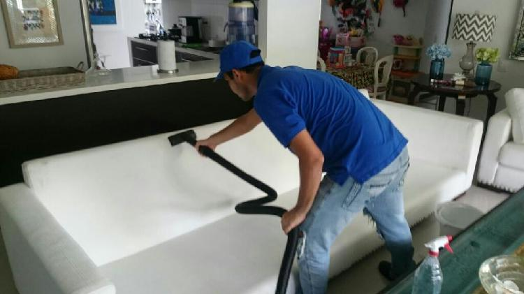 los profesionales en limpieza máxima lavanderia