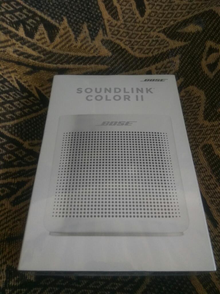 Bose Soundlink Color ||