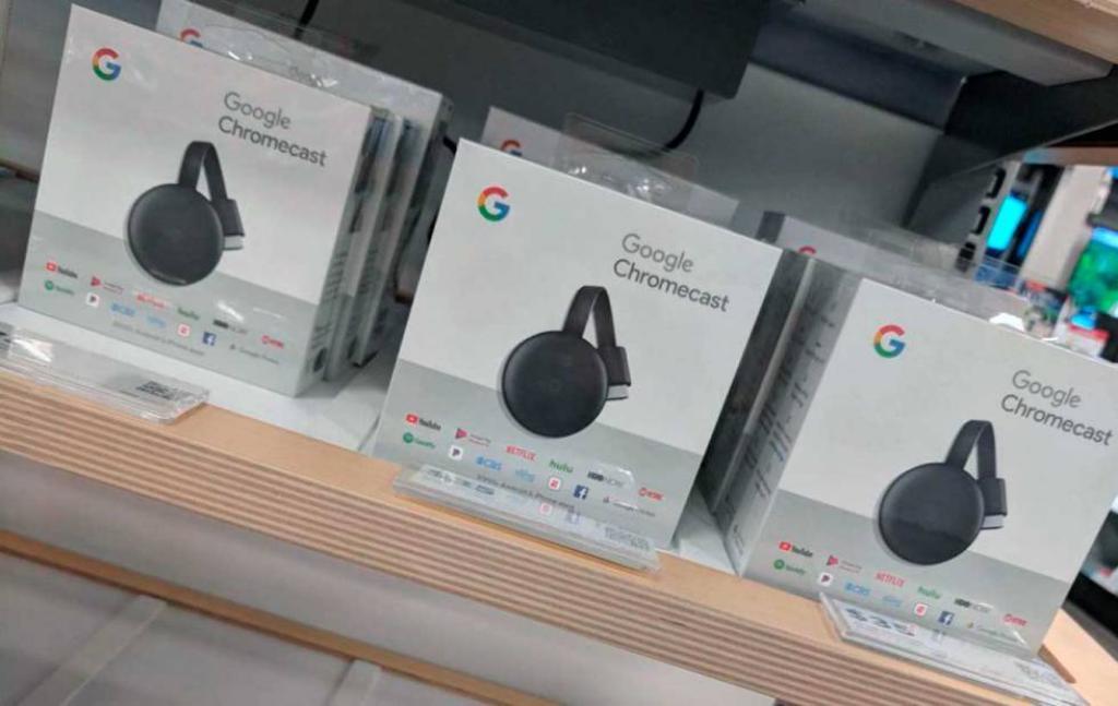 Chormecast Convierte Tu Tv en Smart Tv