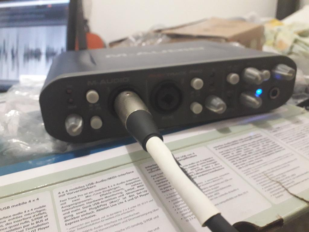 Interface M Audio