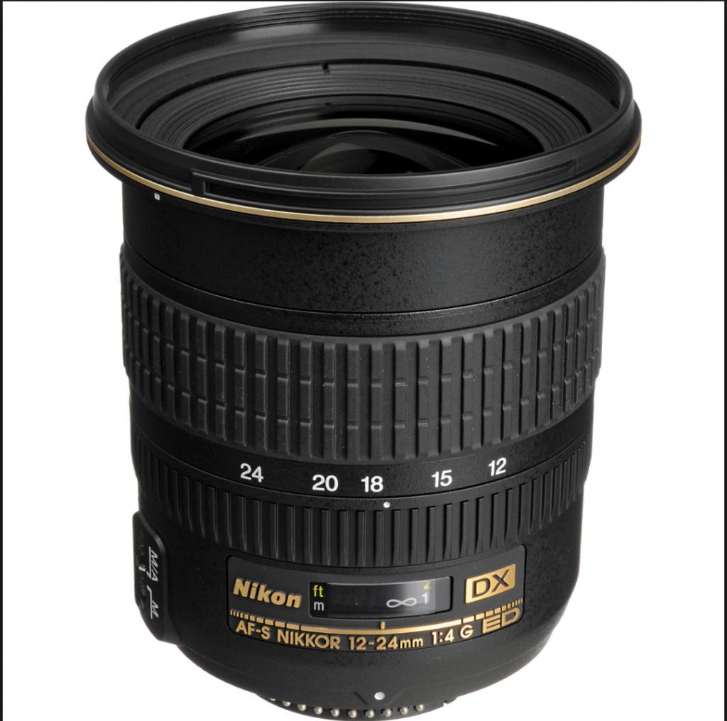 Nikon mm F/4g Ed If Afs Dx Nikkor Zoom Lens