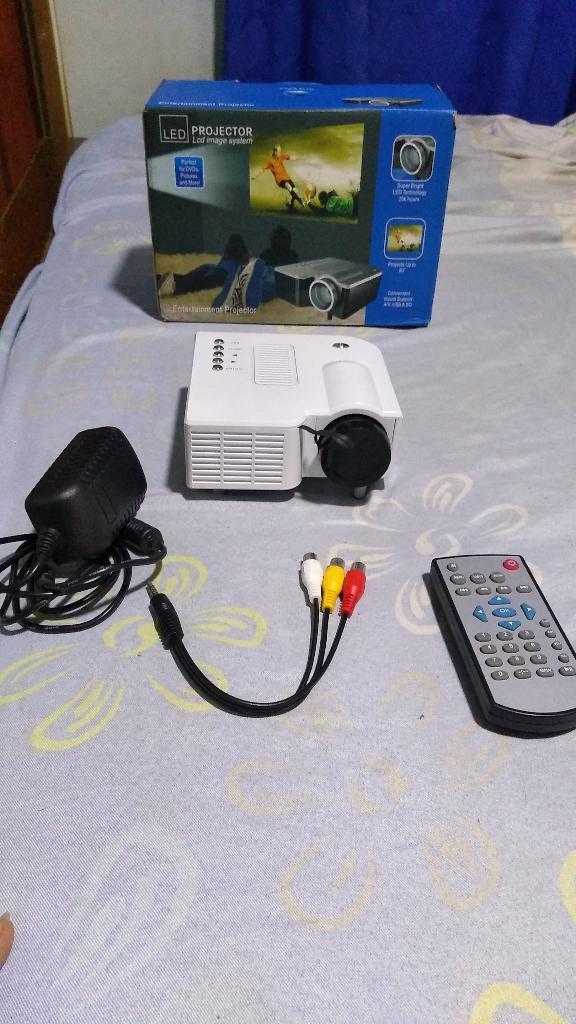 Proyector de Video Portatil