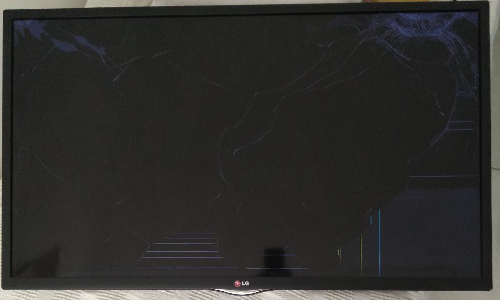 Smart Tv Lg 39 para Repuestos