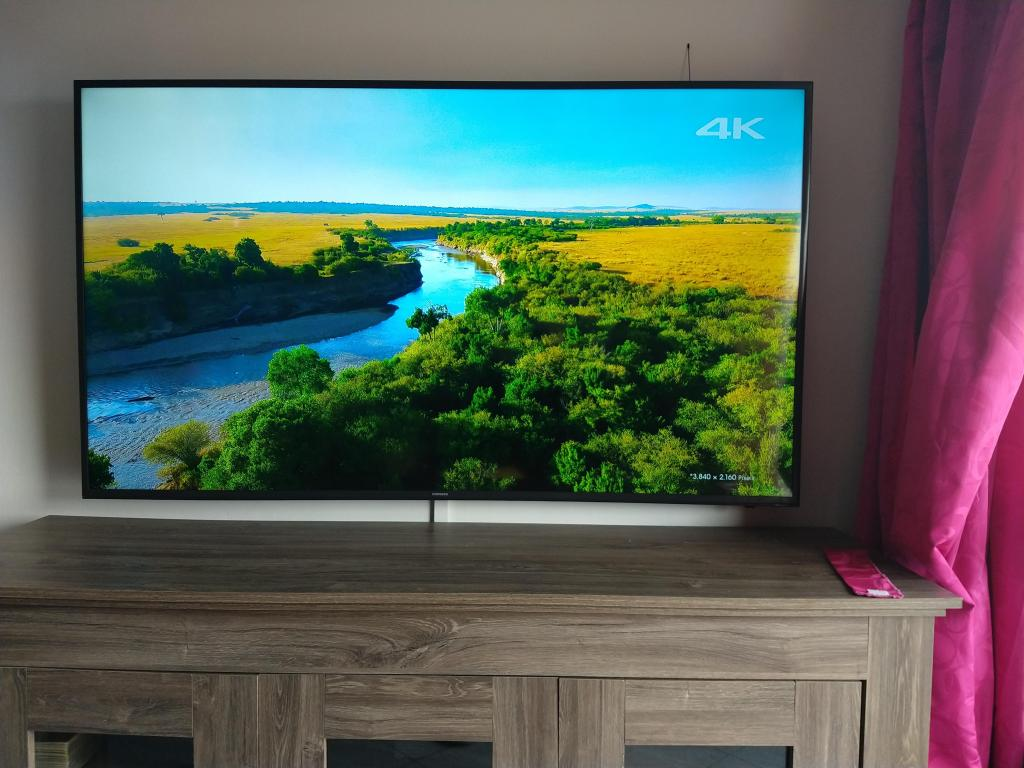 TV 4K SMART SAMSUNG DE 65 PULGADAS, CONTROL MAGIC,