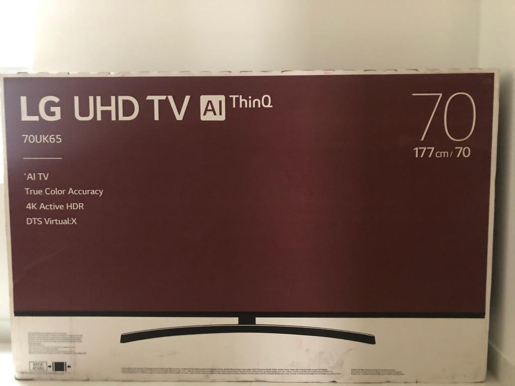 Televisor Lg 70'