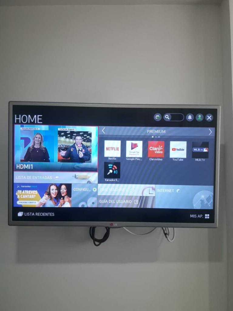 Televisor Lg Hd 32 Smarttv