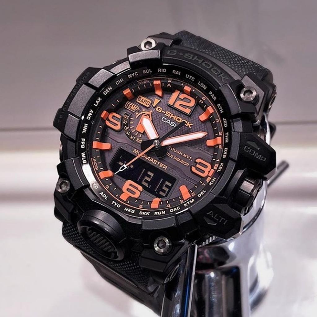 df60cf4e3587 vendo hermoso reloj casio g shock mudmaster...domicilio en neiva...envios a  todo colombia.