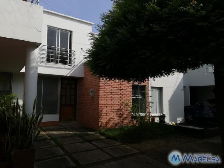 Cod. ABMAR2411 Casa Condominio En Arriendo En Cúcuta