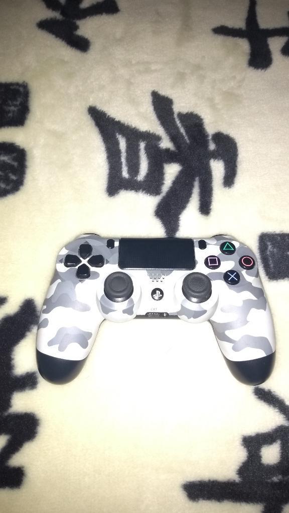Control para Play 4 Ps4 Camuflado