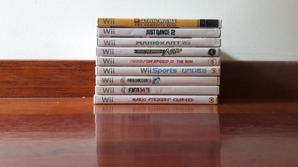 Juegos de Wii Originales Usados
