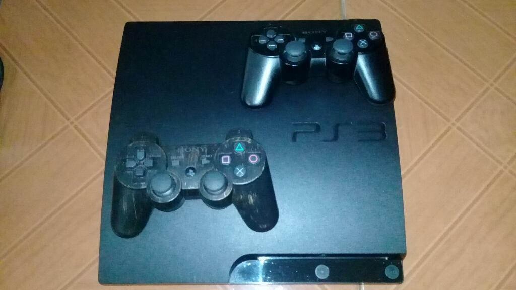 Ps3 Slim 2 Controles Play 3