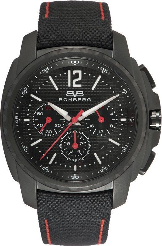 Reloj Bomberg Maven Original Nuevo
