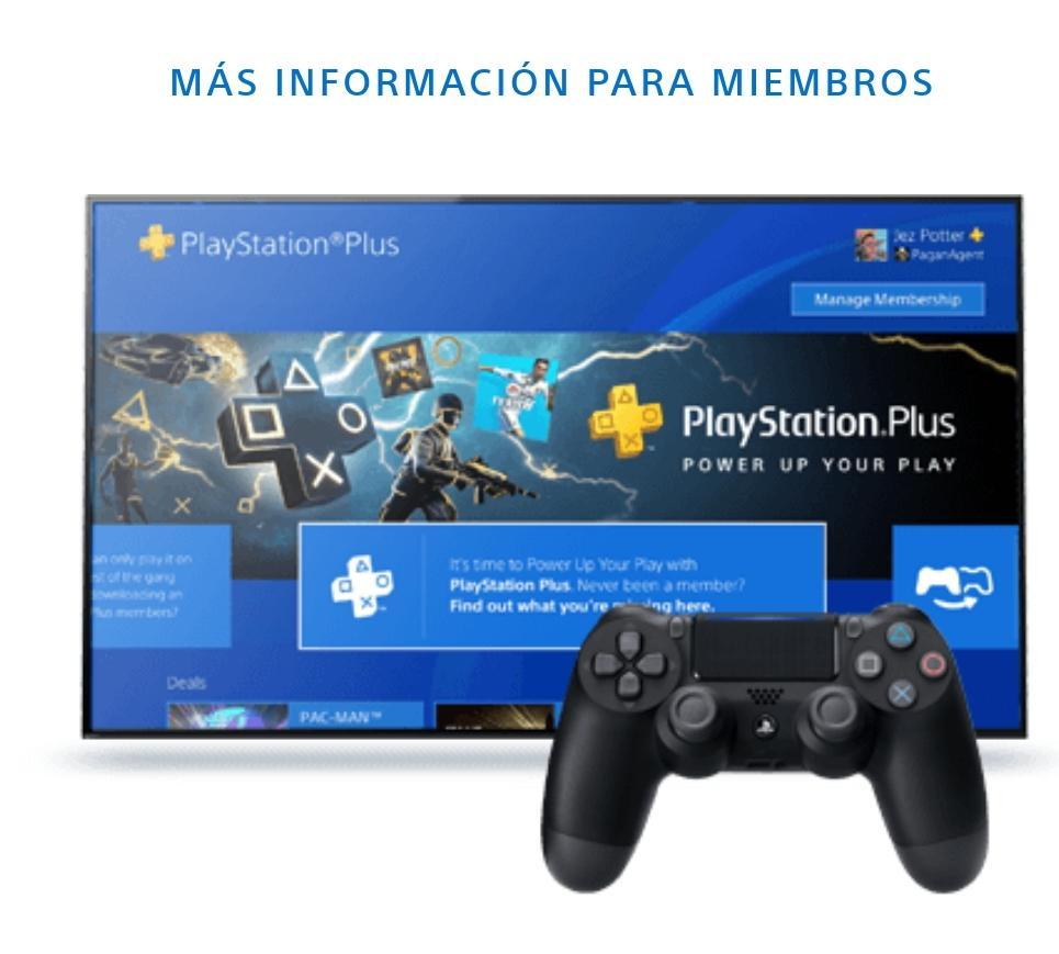 Venta De PlayStation Plus Para Play 4 info al whatsapp