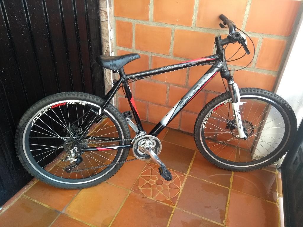 Bicicleta Marca Raleigh