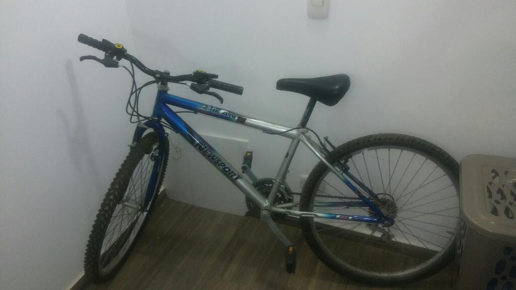 Bicicleta Todo Terreno Exelente Estado