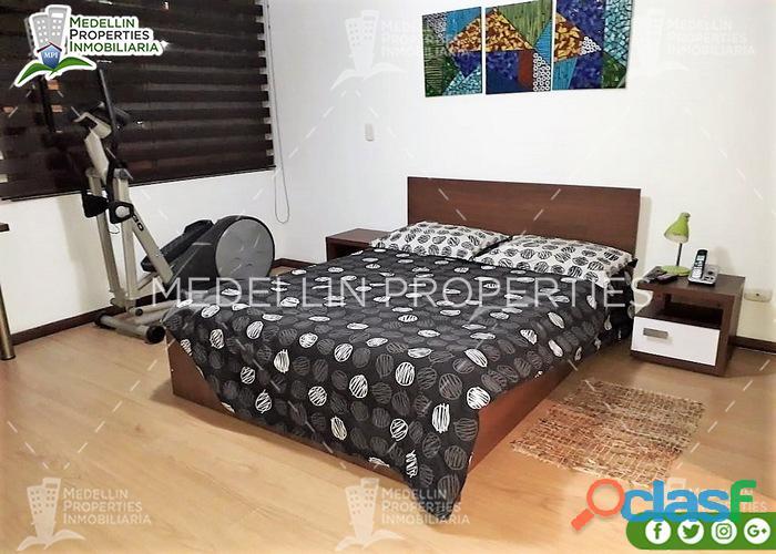 Apartamentos y Casas Vacacional en El Poblado Cod: 5017