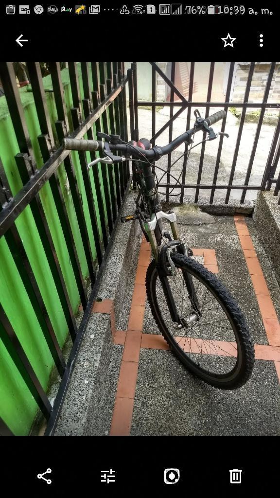 Bicicleta Gt.en Aluminio.rin 26