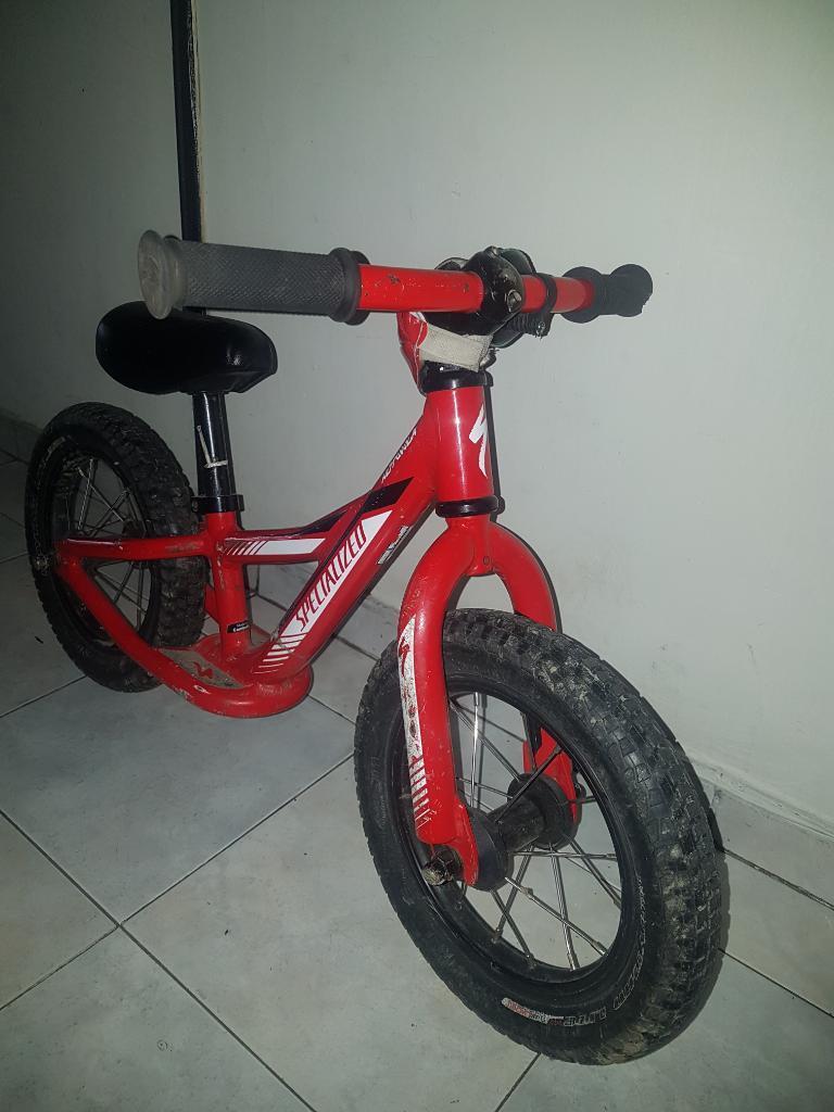 Bicicleta Niño Strider Specialized