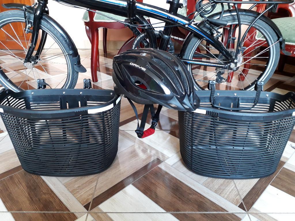 Bicicleta Plegable Tern C7