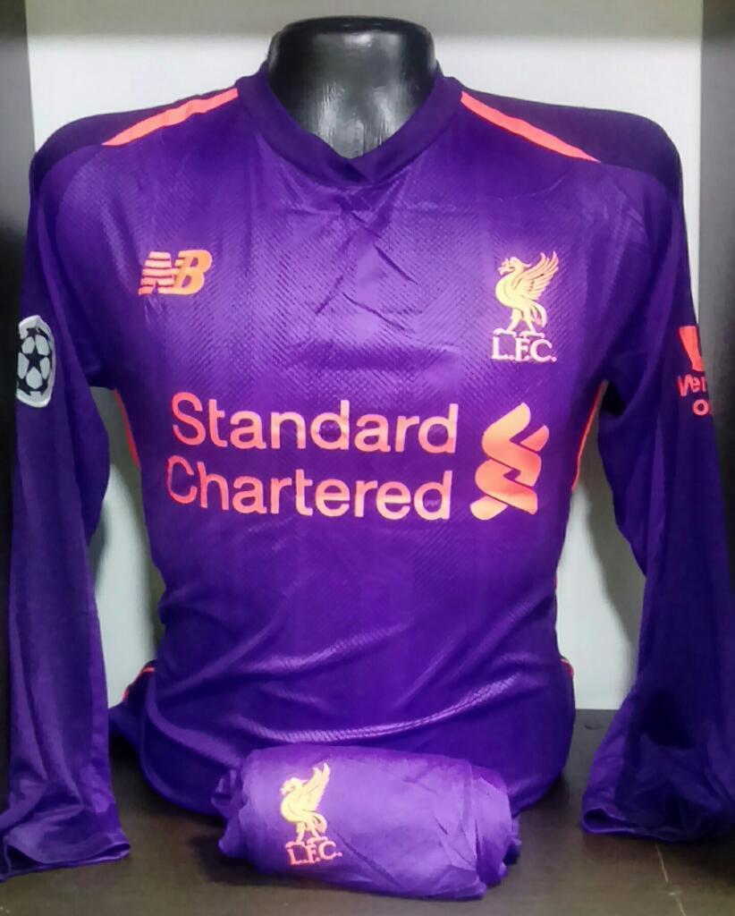 Camiseta Liverpool para Hombre