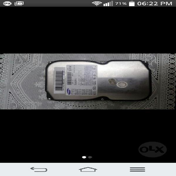 Vendo Disco Duro de 40gb Samsung