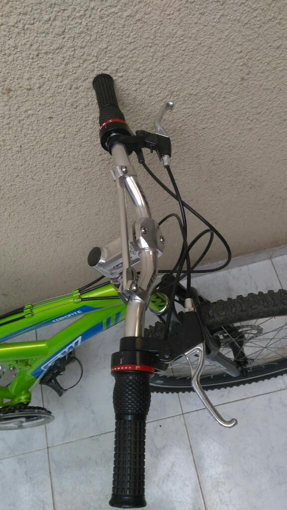 Vendo Hermosa Bicicleta Todo Terreno