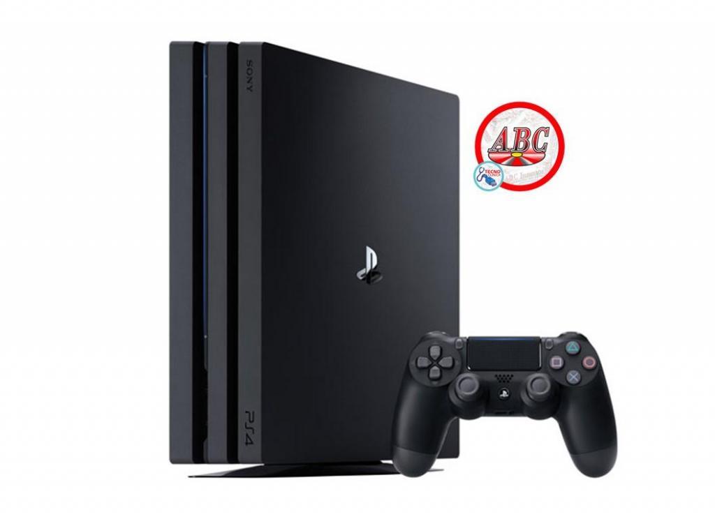 Consola Playstation 4 Ps4 Pro 1Tb Nueva Envio Gratis