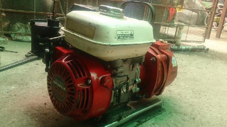 Motor a Gasolina Honda Gx120 Original con Bomba de Presión